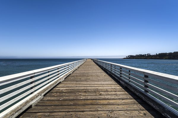 California Coast Pier