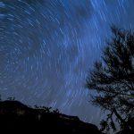 Aravaipa Canyon Star trails
