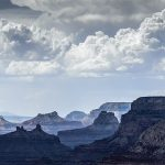 Clouds Over the Grand Canyon